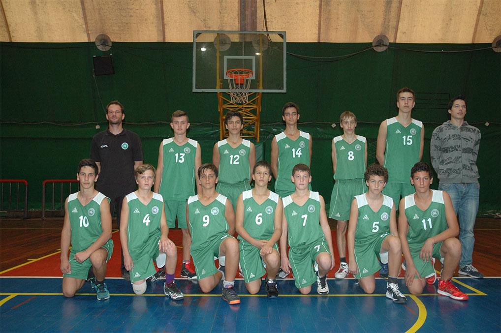 Φωτογραφία παιδικού Μπάσκετ 2014